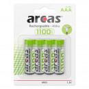 Arcas Ni-MH HR03 / AAA 1100mAh BP4