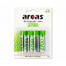 Arcas Ni-MH HR6 / AA 2700 mAh BP4