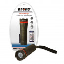 Arcas 1W LED zaklamp met zoom BP1