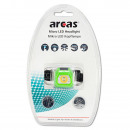 Arcas Lampe frontale micro LED BP1