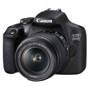 Canon EOS 2000D Kit SLR 18-55 mm D