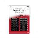 BLACKRED R6 / AA Superzwaar uitgevoerde BP12