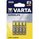 Varta R03 / AAA Superlife (2003) BP4