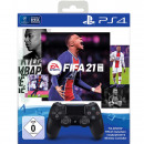 PlayStation 4 FIFA 21 + Dualshock Wireless Control