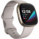 FITBIT Sense Smartwatch Stainless Steel Silicone,