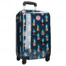 Großhandel Koffer & Trolleys: Milky Kiss Trolley - Ananas