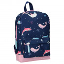 groothandel Rugzakken: Milky Kiss Backpack 34 cm - True blue