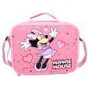 groothandel Koeltassen: Minnie Mouse Lunchbag 25 cm Lunchtime!