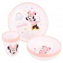 ingrosso Articoli da Regalo & Cartoleria: Minnie Set colazione 3 pezzi Mouse in ...
