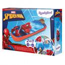 nagyker Otthon és dekoráció: Spiderman ReadyBed - Piros / Kék