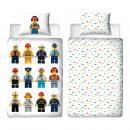 LEGO Charakter Bettbezug - City