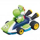 hurtownia Zabawki pluszowe & lalki: Super Mario Racing samochód Nintendo Yoshi