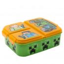 hurtownia Dom & Kuchnia: Minecraft Wielokomorowe pudełko na kanapki ...