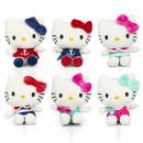 Hello Kitty Plush12 cm Display Beanbags