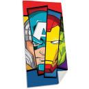 hurtownia Mieszkanie & Dekoracje: Avengers Ręcznik plażowy - Chłopcy / Kolory