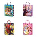 Disney sac cadeau grand 4 assortis 39 cm