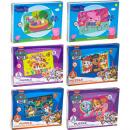 Großhandel Lizenzartikel: Disney Puzzles für Kinder - verschiedene ...