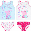 mayorista Ropa interior: Peppa Pig conjunto de ropa interior