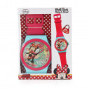 groothandel Klokken & wekkers:Minnie wall clock 92 cm