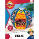 Großhandel Sport & Freizeit: Fireman Sam -Beachball ultimativer Held