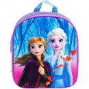 Großhandel Taschen & Reiseartikel: frozenDisney 3D Rucksäcke für Kinder 30 cm - 16