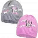 mayorista Artículos con licencia: Minnie sombreros de bebé de punto