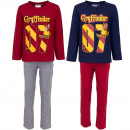 grossiste Articles sous Licence: Harry Potter pyjamas Gryffondor