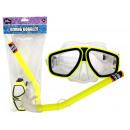 nagyker Játékok: Búvármaszk + snorkel sárga