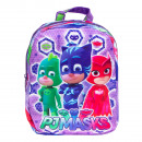 groothandel Tassen & reisartikelen: PJ Masks Backpack 30 cm - Purple