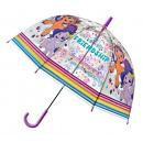 hurtownia Zabawki: Kucyk Pony Przezroczysty parasol - Przyjaźń