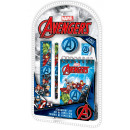 hurtownia Upominki & Artykuly papiernicze: Avengers 5-częściowy zestaw papeterii