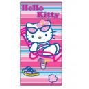 Hello Kitty beach towel