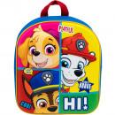 wholesale Licensed Products: Paw Patrol 3D backpacks for children 30 cm HI !