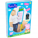 Peppa Pig Doppelseitige Stehstaffelei