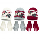 groothandel Licentie artikelen: Minnie hats and gloves All you need is love