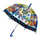 nagyker Táskák és utazási kellékek:átlátszó esernyő