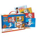Paw Patrol Puzzle 4er-Pack PAW