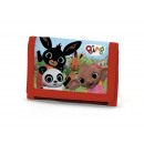 Großhandel Taschen & Reiseartikel: Bing Geldbörse für Kinder - Rot / Friends