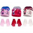 Minnie mutze mit handschuhe