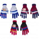 groothandel Licentie artikelen: Cars Disney winter gloves MC Queen