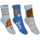 mayorista Calcetines y Medias: Vaiana 3 pares de calzetines en un paquete