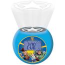 groothandel Klokken & wekkers: Toy Story Projector Radio Clock Buzz