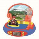 nagyker Órák és ébresztőórák: Super Mario projektor ébresztőóra ...