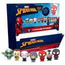 Spiderman 3D-Puzzle-Radiergummi 6446