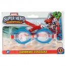 groothandel Pools en strand: Avengers swimming goggles - Boys