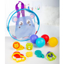 wholesale Baby Toys: Filled backpack with clay Fisher Price