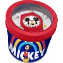 Mickeymontre dans un coffret cadeau