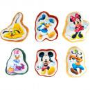 Mickey Mini Kissen sortiert in Aufsteller