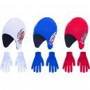 Spiderman mutze mit handschuhe