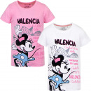mayorista Ropa bebé y niños:Minnie Ratón T-Shirt